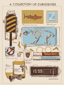 """Jessica Deahl's """"Collection of Curiosities."""