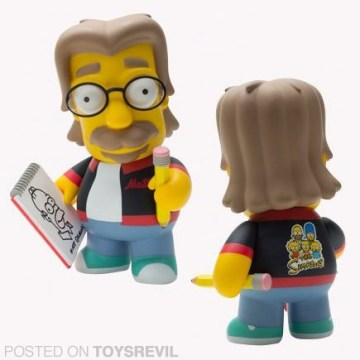 Matt Groening toy