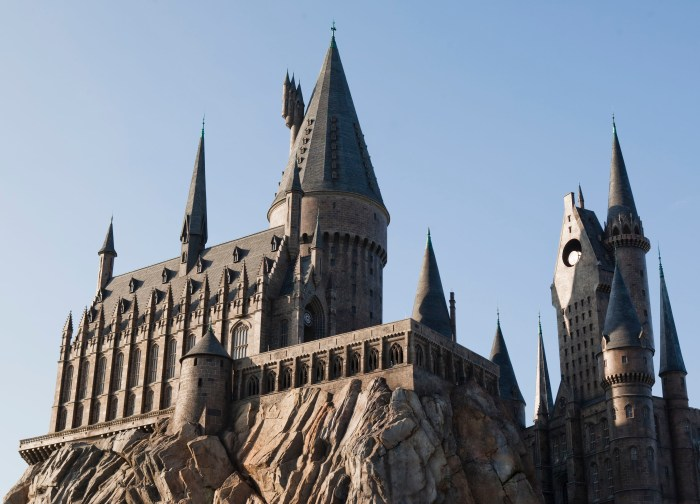 The Wizarding World of Harry Potter - Hogwarts Castle