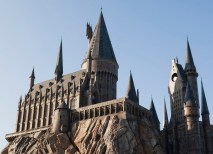 The Wizarding World of Harry Potter - Hogwarts Castle