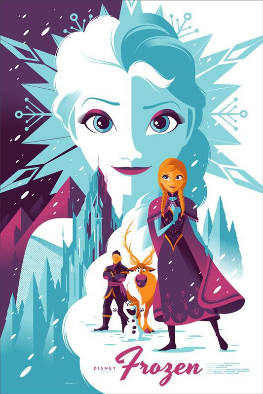 Frozen by Tom Whalen