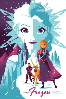 Frozen by Tom Whalen