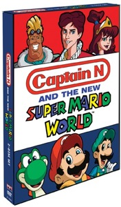 Captain N & The New Super Mario Bros.