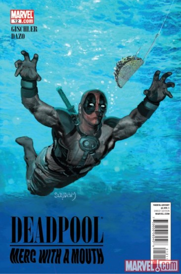 Deadpool: Merc with a Mouth 12