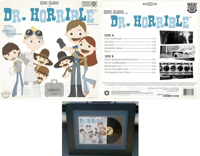 JoeBot's Dr Horrible