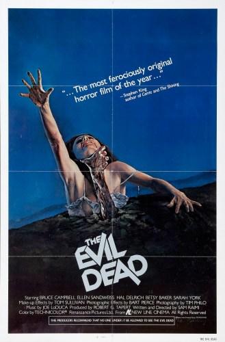 Evil Dead Poster