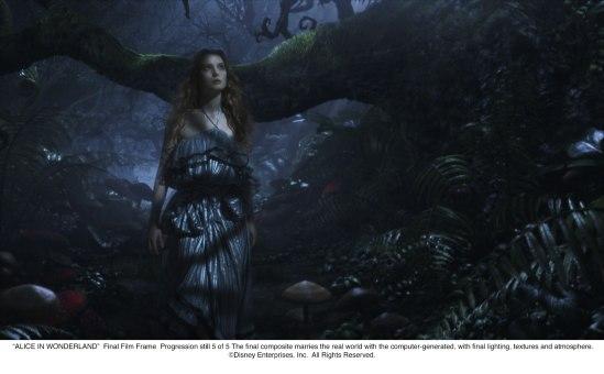 Alice in Wonderland: Forest Progression 5 of 5