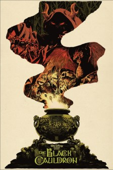 Mondo black cauldron