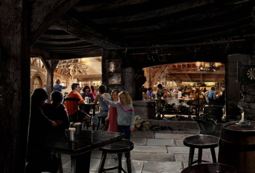 The Wizarding World of Harry Potter - Hogshead