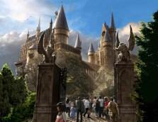 The Wizarding World of Harry Potter - hogwarts