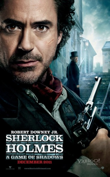 holmes-2-downey-poster