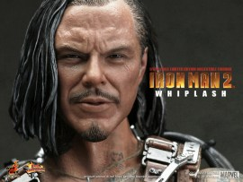 Hot Toys Iron Man 2: 1/6th scale Whiplash Limited Edition Collectible Figurine