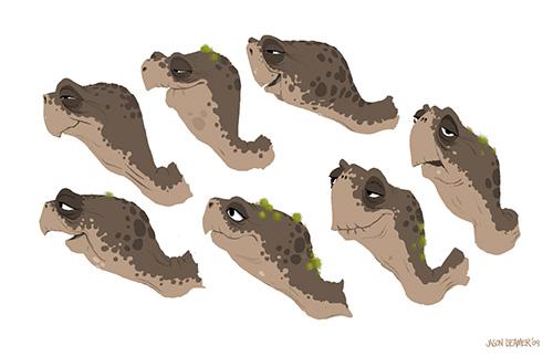 Newt - Turtle
