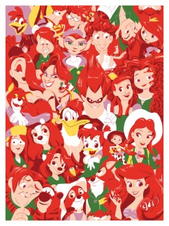 redheads - amy mebberson