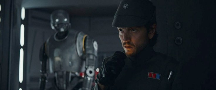 Rogue One - Diego Luna as Cassian Andor in Disguise