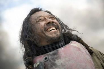 Rogue One - Jiang Wen as Baze Malbus