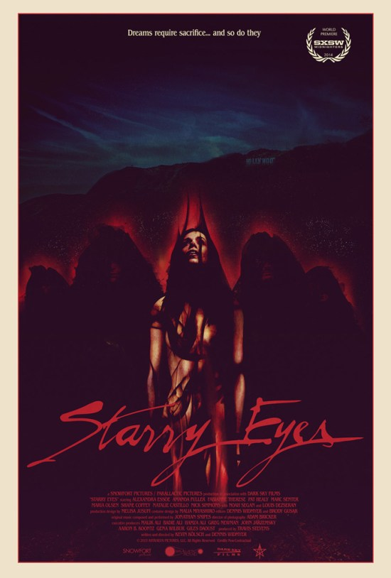 Starry Eyes Red-Band