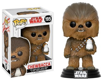 Star Wars The Last Jedi Funko POP Vinyl
