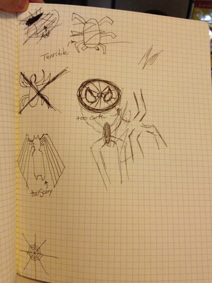 The Amazing Spider-Man viral: inside Peter Parker's notebook