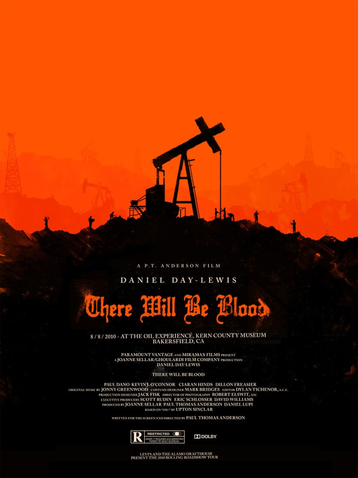 there-will-be-blood1 - Olly Moss