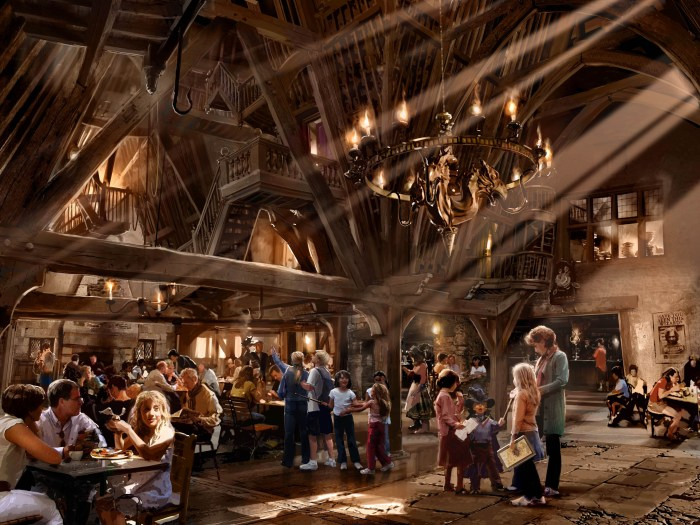 The Wizarding World of Harry Potter - Three Broomsticks