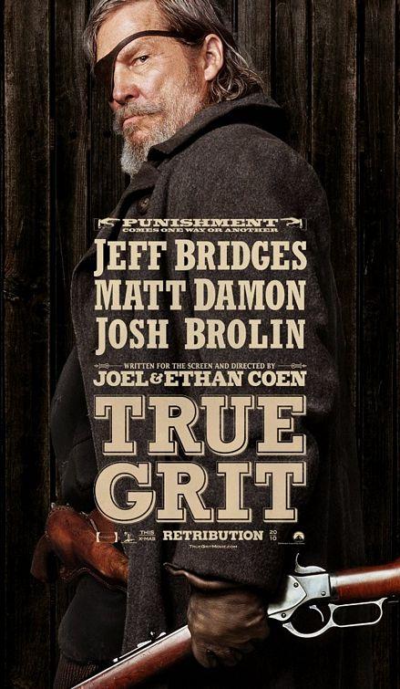 True Grit - Jeff Bridges