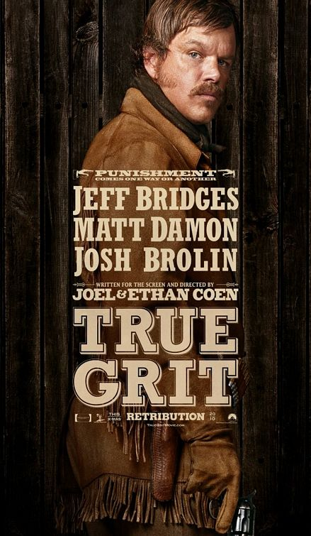 True Grit - Matt Damon