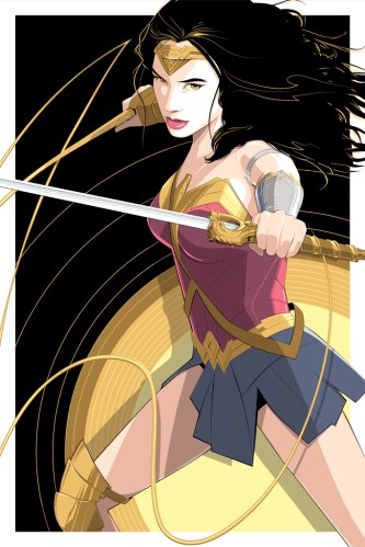Wonder Woman - Craig Drake