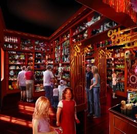 The Wizarding World of Harry Potter - Zonkos Joke Shop