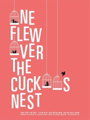 Brandon Schaefer's One Flew Over The Cuckoos Nest Movie Poster