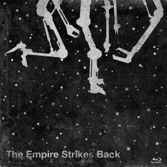 Brandon Schaefer's Empire Strikes Back Movie Poster