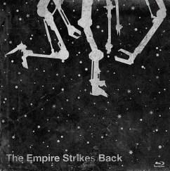 Brandon Schaefer's Empire Strikes Back Movie Poster