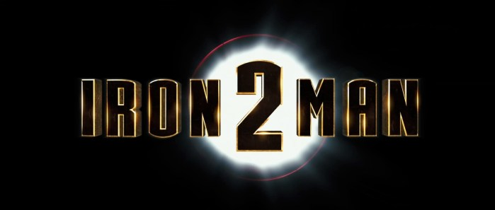 Iron Man 2 Logo