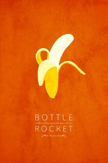 Ibraheem Youssef's Bottle Rocket Movie Poster