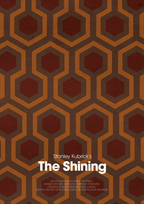 Jamie Bolton's The Shining Movie Poster