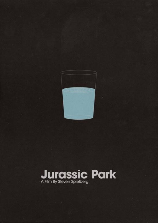 Jamie Bolton's Jurassic Park Movie Poster