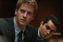 Armie Hammer in The Social Network
