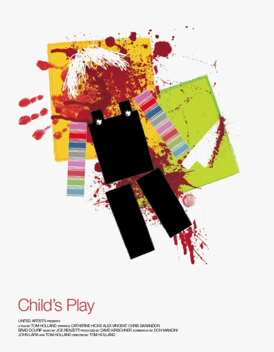 Brandon Schaefer's Child's Play Movie Poster