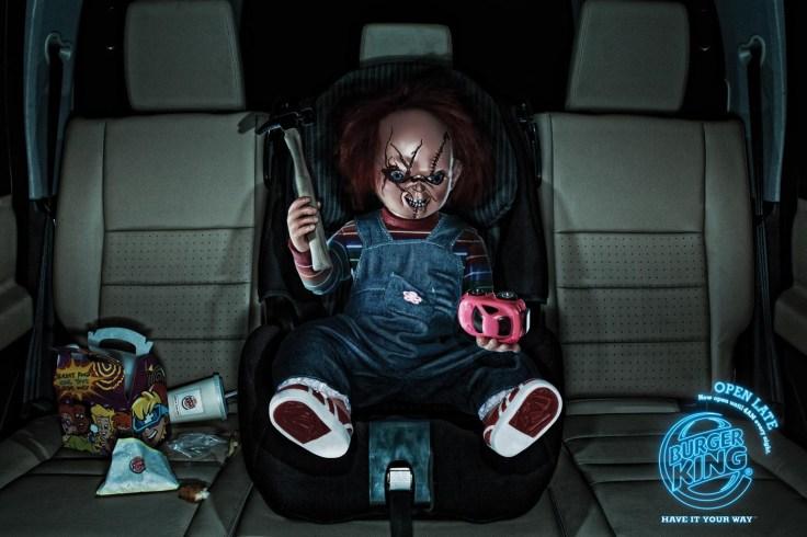 Burger King: Chucky