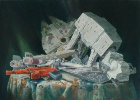 Star Wars: Visions -- The Stuff That Dreams Are Made Of by Peter Ferk