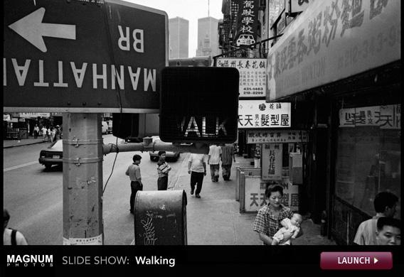 Walking Promo