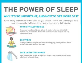 Why Sleep is So Important, and How to Get More of it [Infographic]