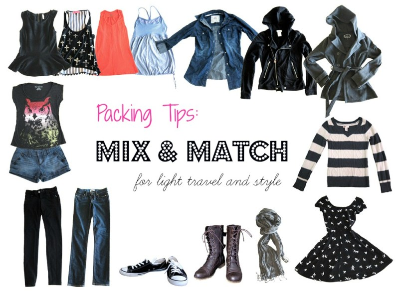 Large Of Mix And Match