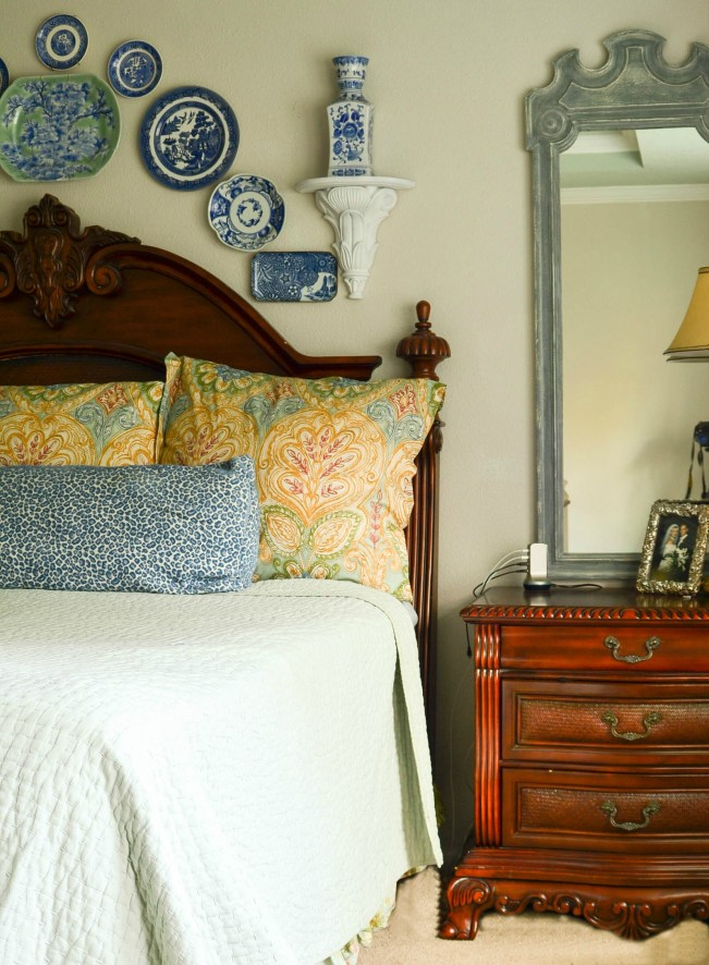 What to do about a master bedroom makeover