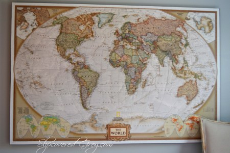 Map wall hanging map wall art animal map of the world nmwchevpru11xopp2ocb s l1000 map 6 gumiabroncs Images
