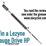 Win a Lezyne Gauge Drive HP! Enter the SLO Cyclist's Giveaway!