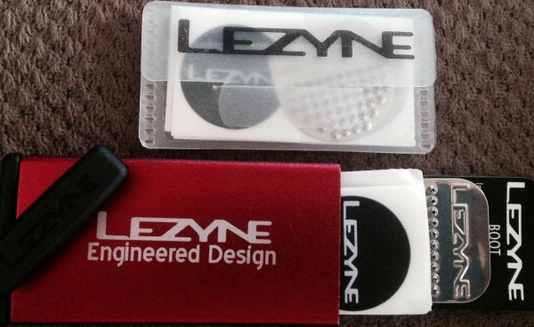 Lezyne Glue Less Patch Kits
