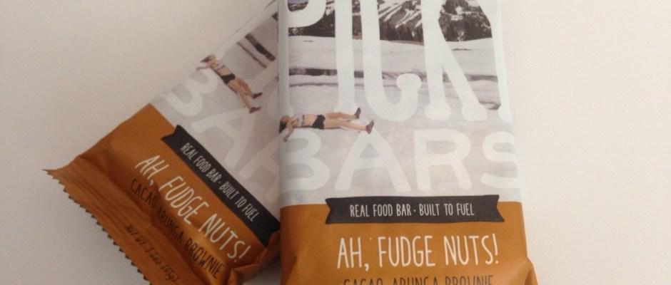 Picky Bars Ah, Fudge Nuts!