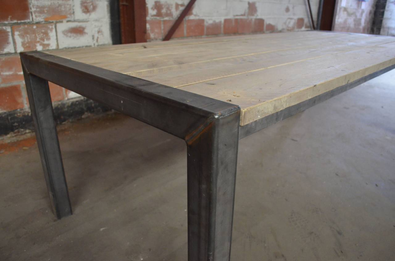 519 99 in winkelmand sku 0122 categorie n horeca kantoor for Tafelblad steigerhout maken