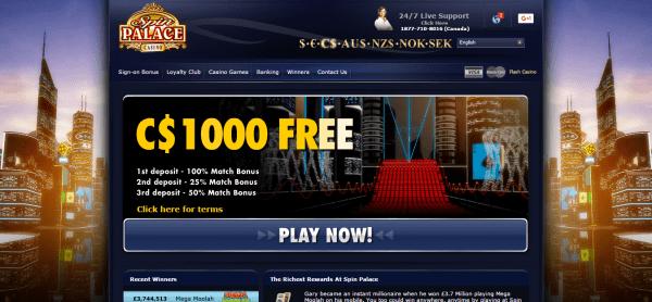 best online slots canada